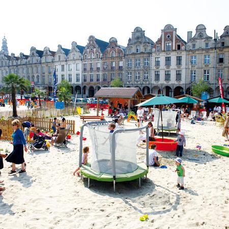 Arras on the Beach - juillet / août